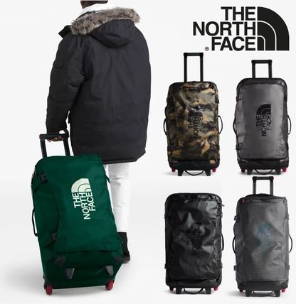 THE NORTH FACE スーツケース 日本未入荷【THE NORTH FACE】ROLLING THUNDER 80L 出張 旅行に