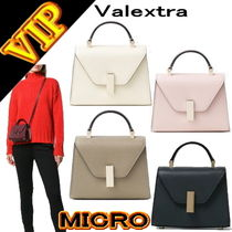 ◆◆VIP◆◆  Valextra    ISIDE  ( Micro )  2Way バッグ
