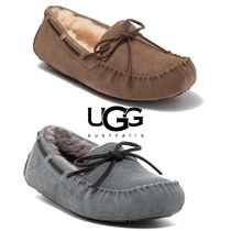 関税込☆ UGG Olsen' Moccasin Slipper (Men)