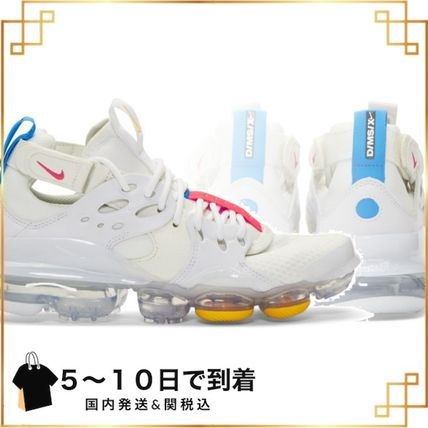 関税込◆White & Red D/MS/X Air Vapormax DSVM Sneakers