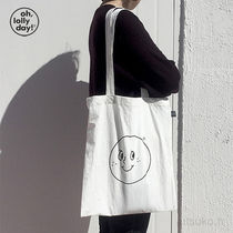 oh lolly day★O,LD! smile cotton bag /エコバッグ[追跡送料込]