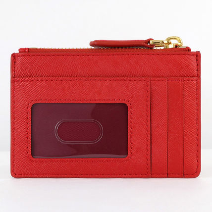 MARC JACOBS カードケース・名刺入れ 【即発】MARC JACOBS コインケース パスケース M0015056(6)