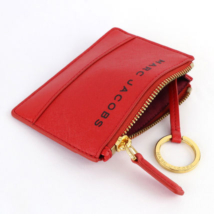 MARC JACOBS カードケース・名刺入れ 【即発】MARC JACOBS コインケース パスケース M0015056(7)
