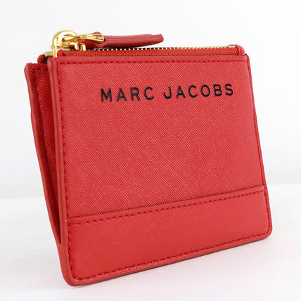 MARC JACOBS カードケース・名刺入れ 【即発】MARC JACOBS コインケース パスケース M0015056(8)