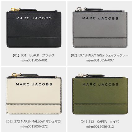 MARC JACOBS カードケース・名刺入れ 【即発】MARC JACOBS コインケース パスケース M0015056(3)
