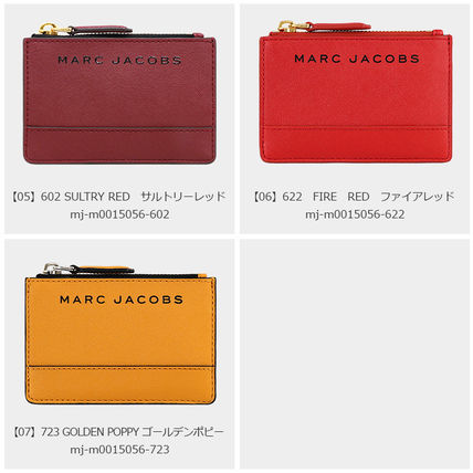 MARC JACOBS カードケース・名刺入れ 【即発】MARC JACOBS コインケース パスケース M0015056(4)