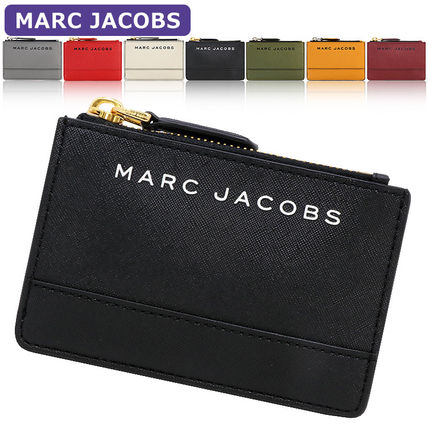 MARC JACOBS(マークジェイコブス) カードケース・名刺入れ 【即発】MARC JACOBS コインケース パスケース M0015056