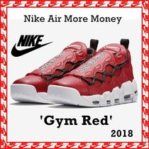 Nike Air More Money Gym Red  SS 18 2018