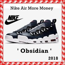 Nike Air More Money 'Obsidian'  SS 18 2018
