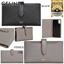 累積売上総額第1位!【CELINE】IPHONE X & XS FOLIO_10C923BPY