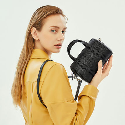 FIND KAPOOR ボストンバッグ 日本未入荷!【FIND KAPOOR】BOSTON BAG18 BASIC LINE(BLACK)(8)