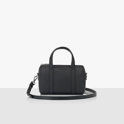 FIND KAPOOR ボストンバッグ 日本未入荷!【FIND KAPOOR】BOSTON BAG18 BASIC LINE(BLACK)(13)