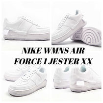 ☆Nike WMNS Air Force 1 Jester XX☆Unisex White