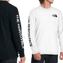 THE NORTH FACE★新作/関税送料込★ハーフドーム長袖ロゴTシャツ