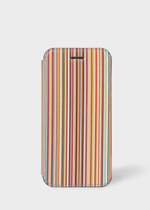 Paul Smith スマホケース・テックアクセサリー Paul Smithポールスミス Signature Stripe iPhone 6/6S/7/8 Case(2)