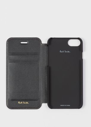 Paul Smith スマホケース・テックアクセサリー Paul Smithポールスミス Signature Stripe iPhone 6/6S/7/8 Case(4)
