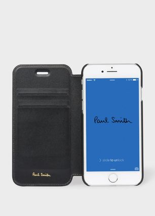 Paul Smith スマホケース・テックアクセサリー Paul Smithポールスミス Signature Stripe iPhone 6/6S/7/8 Case(5)