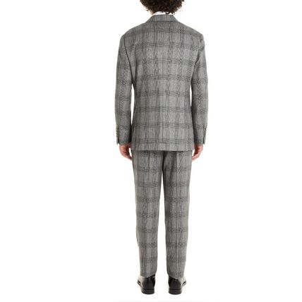 BRUNELLO CUCINELLI スーツ 【BRUNELLO CUCINELLI】Prince of wales suits(8)