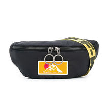 OFF WHITE	PUFFY BASIC FANNY PACK	OMNA074F19F	43002	1000	BLAC