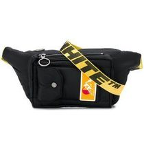 OFF WHITE	PUFFY BASIC FANNY PACK	OMNA085F19F	43002	1000	BLAC