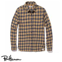 【Ron Herman取扱】OuterKnown TRANSITIONAL FLANNEL シャツ