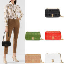 BB297 SMALL QUILTED LAMBSKIN LOLA BAG