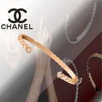 20AW【★CHANEL★Coco Crush bracelet/Quilted motif bangle 】