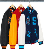 Supreme Team Varsity Jacket AW19 Week 9