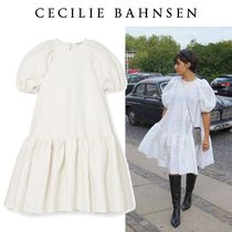 ∞∞ CECILIE BAHNSEN ∞∞  Alexa ティアードワンピース☆