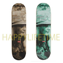 ◆WEEK9◆SUPREME19FW★IS LOVE SKATEBOARD スケートボード