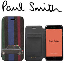 "Paul Smith ポールスミス ""Mini"" iPhone 6/6S/7/8 Wallet Case"