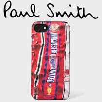 Paul Smith & Manchester United   iPhone 6/6S/7/8 ケース