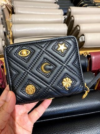 Tory Burch 折りたたみ財布 10月新作 TORY BURCH★FLEMING MEDIUM WALLET 61493(6)