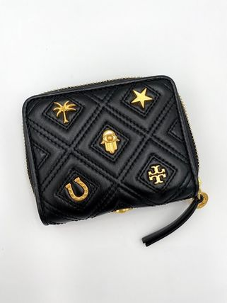 Tory Burch 折りたたみ財布 10月新作 TORY BURCH★FLEMING MEDIUM WALLET 61493(12)