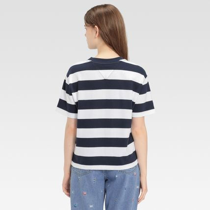 Tommy Hilfiger Tシャツ・カットソー TOMMY HILFIGER【即発】ストライプTシャツ/TOMMY JEANS(4)