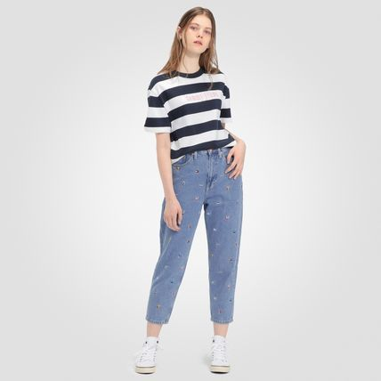 Tommy Hilfiger Tシャツ・カットソー TOMMY HILFIGER【即発】ストライプTシャツ/TOMMY JEANS(9)