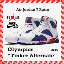 "NIKE Air Jordan 7 Retro 'Tinker Alternate' ""OLYMPICS"" AW 16"