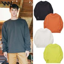 WV PROJECT★TOWNER LONG SLEEVE T-SHIRT 4色 - CJLT7335