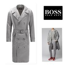 Hugo Boss(ヒューゴボス)★Manteau Relaxed Fit★コート
