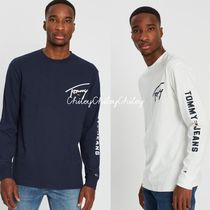【Tommy Jeans】Sleeve Logo Tee/ロゴTシャツ