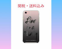 Life Is A Party Foil Double Up Iphone 7ケース