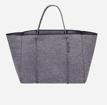 【国内発送】State of Escape☆Escape tote luxe charcoal marle