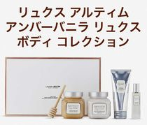 限定★LAURA MERCIER★Ambre Vanilla Luxe Body Collection