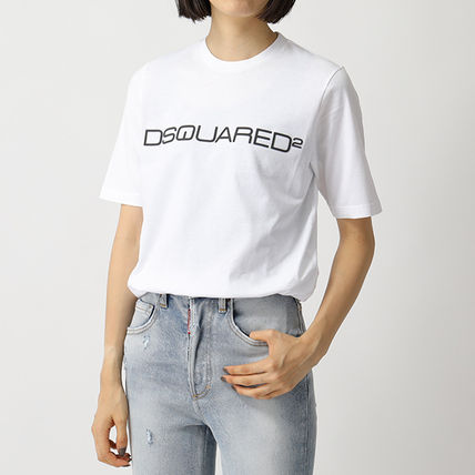 D SQUARED2 Tシャツ・カットソー DSQUARED2 半袖 Tシャツ S72GD0176 S22427 クルーネック
