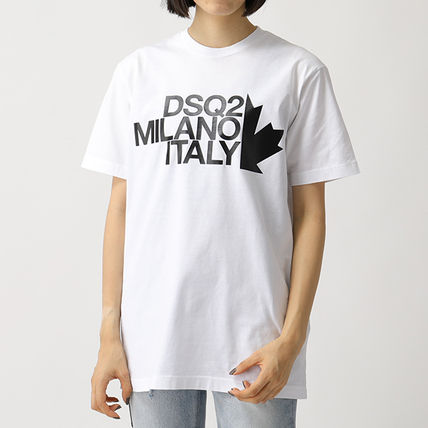 D SQUARED2 Tシャツ・カットソー DSQUARED2 半袖 Tシャツ カットソー S72GD0169 S22427