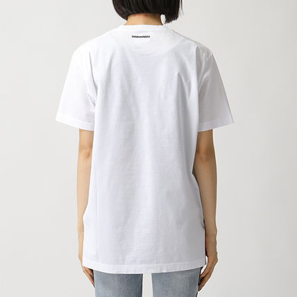 D SQUARED2 Tシャツ・カットソー DSQUARED2 半袖 Tシャツ カットソー S72GD0169 S22427(3)