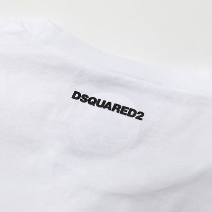 D SQUARED2 Tシャツ・カットソー DSQUARED2 半袖 Tシャツ カットソー S72GD0169 S22427(5)