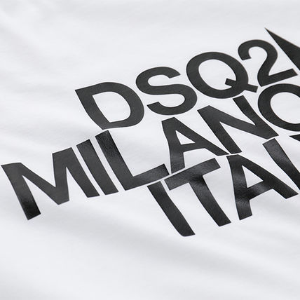 D SQUARED2 Tシャツ・カットソー DSQUARED2 半袖 Tシャツ カットソー S72GD0169 S22427(6)