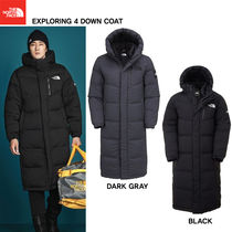 【THE NORTH FACE】EXPLORING 4 DOWN COAT