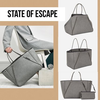 STATE OF ESCAPE ☆大人気!トートバッグ